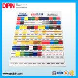 El ABS de color doble lámina de plástico para publicidad