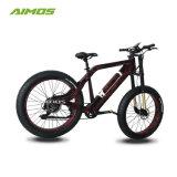 [أمس-تد-سر] [1000و] سمينة إطار العجلة وسخ جبل درّاجة كهربائيّة يجعل في [جينغسو]