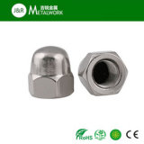Bouchon hexagonal en acier inoxydable écrou borgne DIN1587