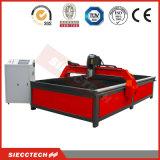 Máquina de estaca de aço do perfil da tubulação do CNC da maquinaria do cortador do plasma da fabricação de metal