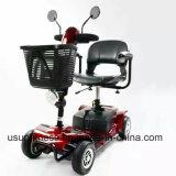 De Goedkope Autoped van uitstekende kwaliteit van de Mobiliteit van het Elektrische voertuig Vierwielige voor Gehandicapte Individuen