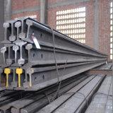 Q235B het lichte Spoor van het Staal met Uitstekende kwaliteit (9~30kg/m)