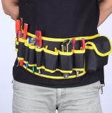 Bolsa de herramientas eléctrica de herramienta de Hotsale del kit de la pretina de múltiples funciones eléctrica del bolso