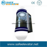 Elevatore panoramico facente un giro turistico di vetro laminato di Vvvf
