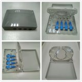 Caja de distribución de fibra óptica FTTH