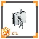 Ajustage de précision de connexion de blocage de porte en verre de couverture de Sf-508c SS304