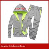 Fornecedor feito sob encomenda do desgaste da roupa do esporte da alta qualidade do algodão do bordado (T70)
