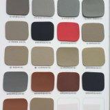 На складе цвета кожи из микроволокна для автомобильных сидений