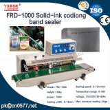 Frd-1000 Solid-Ink continuo de la fecha de la banda de codificación de sellador para aperitivos