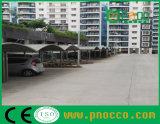 Сегменте панельного домостроения алюминиевые навесы для парковки (231КПП)