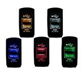 LEDはトヨタのためのコネクターワイヤーキットが付いているスイッチを押す