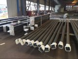Fábrica prefabricada de la estructura de acero del diseño industrial de la vertiente