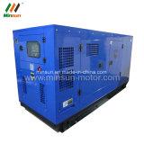 generatore di combustibile diesel calmo eccellente di 50kw Cummins