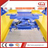 Подъем 4 столбов автомобиля высокого качества Gl-4-4e1 гидровлический с передвижной доской