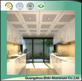 Hete Verkoop 12 van de Ervaring van het Decoratieve Van het Bouwmateriaal Geperforeerde Jaar Comité van het Plafond Alumium