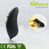 販売のための小型2つのチャネルのデジタル薄い管の補聴器