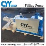 Pompa di riempimento criogenica della bombola per gas dell'argon dell'azoto dell'ossigeno liquido