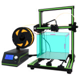 ソフトウェアのアルミ合金フレームのアネットMulti-Language E10 3Dプリンター