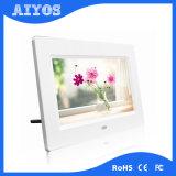 """marco de la foto de 7 """" 8 """" 10 """" Digitaces LCD del precio bajo para los regalos de la Navidad"""