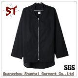 Стоять-Шея верхнего высокого качества женская вскользь ежедневная утончает куртку