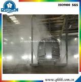 Linha de produção automática do revestimento do pó do barramento com GV