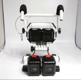 Lucoh nueva batería de repuesto magnético aluminio LED 40W Iluminación industrial