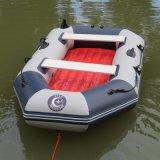 Heet verkoop Goedkope Opblaasbare Vissersboot met Peddels