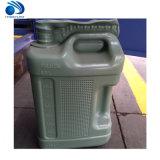 HDPE de Plastic Machines van het Afgietsel van de Slag van de Shampoo van de Fles van de Samendrukking