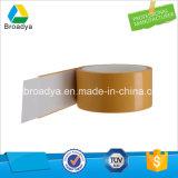Cinta de PVC amarilla del papel de papel cristal (BY6968)