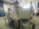 Instalación piloto para la producción de la resina del poliester