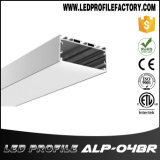 75*50mm surface profil aluminium LED
