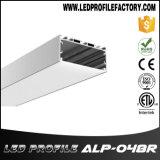 Profil en aluminium de DEL pour l'éclairage de DEL