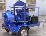 L'irrigation agricole Diesel à haute capacité de l'eau, irrigation agricole de la pompe de la pompe à eau