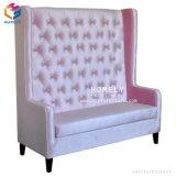 Koningin Wedding Chairs van de Luxe van de huur Koninklijke Hoge Achter Gouden Antieke