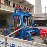 máquina de fabricación de ladrillos de hormigón en la India Price