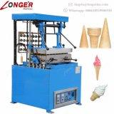 Handelspizza-Kegel-Hersteller-Oblate-Eiscreme-Kegel-Maschine