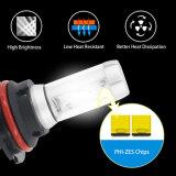 자동 빛은 부속품을 9005의 9006의 H4 H7 H13 보충 H8 LED 헤드라이트 전구 분해한다