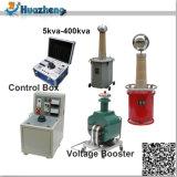 AC gelijkstroom van het voltage HulpOlie Ondergedompelde het Testen van de Hoogspanning Transformator