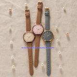 De Polshorloges van de Manier van het Horloge van het Kwarts van de Levering van de fabriek voor de Dames van Mensen (wy-17008A)