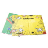 Impression Softcover estampée polychrome de magasin d'impression en gros