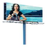 Водонепроницаемый на солнечной энергии двойные боковые Unipole переднего освещения рекламных щитов