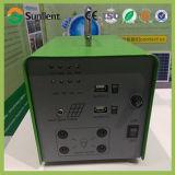 Nécessaires d'énergie solaire des nouveaux produits 12V20ah 40W avec la charge de téléphone