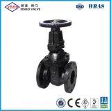 ANSI-125/150 무쇠 게이트 밸브 (일어나는 줄기)
