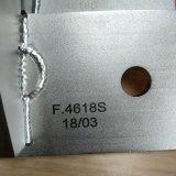De nieuwe Kleur die van de Laser van de Vezel van Mopa van het Ontwerp 20W de Diepe Gravure van de Machine voor Lagers merken
