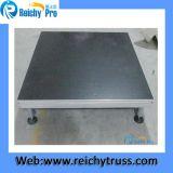 0.6-1m 조정가능한 간단한 단계 이동하는 단계 알루미늄 물자