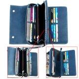 Hotsale функциональных подлинной кожаное портмоне повседневный кошелек Man кошелек