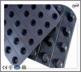 HDPEの窪みの排水ボードかシート