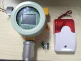 Detector de gas industrial fijo del nitrógeno del N2 con la alarma (N2)