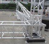 Ферменная конструкция крыши круга высокого качества алюминиевая для этапа случаев