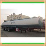 De 3 essieux de transport de produit chimique remorque acide semi